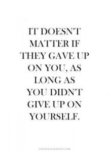 giveup onyou